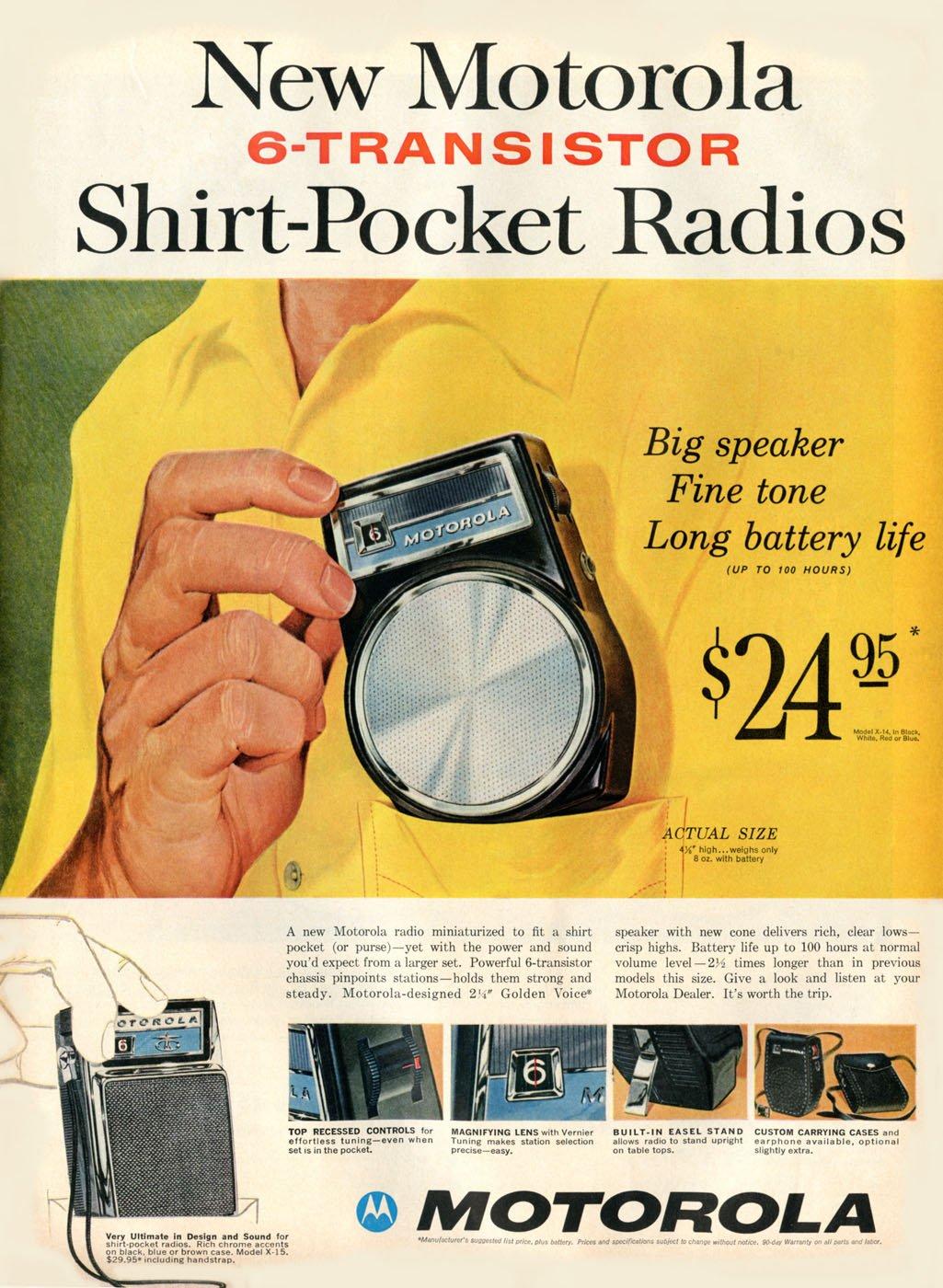 motorola-pocket-radio